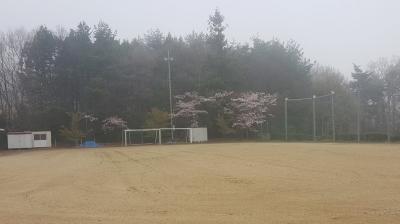 重清北小学校 運動場
