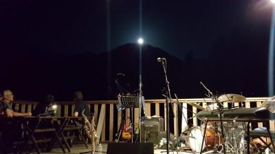 上勝イベントでの満月