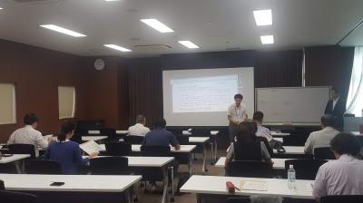 徳島県中小企業診断士会受託事業 販路開拓セミナー