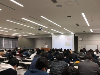 徳島大学 食品開発プロジェクトの様子