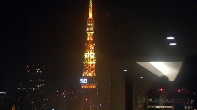 東京タワー 2019