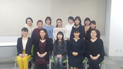 女性起業塾 中級編 最終日