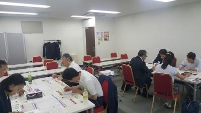 札幌でのビズストームセミナー