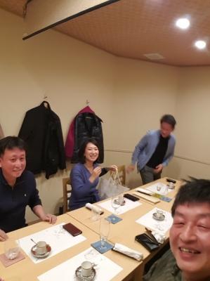 太田さんの祝賀会