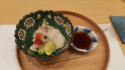 桜藍の食事