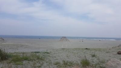 小松海岸の景色