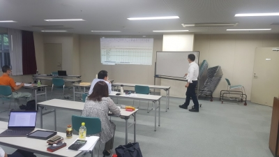 藤本税理士の管理会計セミナー1