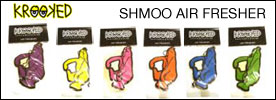 KROOKED SHMOO AIR FRESHNER
