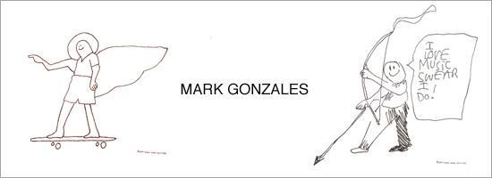 MARK GONZALES �ޡ������쥹 T�����