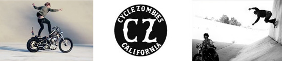 CYCLE ZOMBIES �������륾��ӡ���
