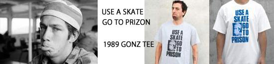 THRASHER マークゴンザレス 1989 Tシャツ