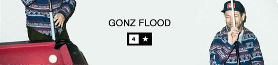FOURSTAR �ޡ������쥹 FLOOD GONZ