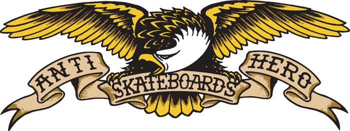 ANTIHERO スケートボード