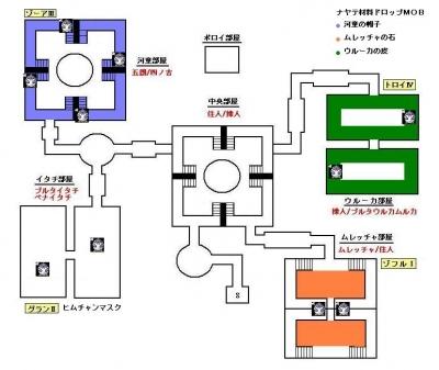 鍛冶場MAP