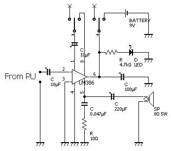 ZO-3改 回路図