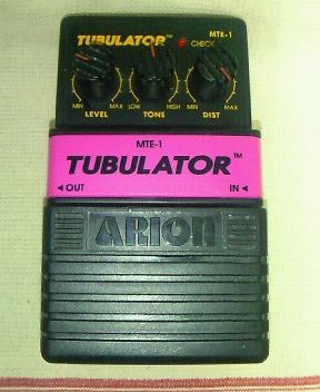 ARION TUBULATOR