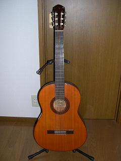 YAMAHA ガットギター