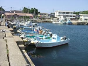 小川島漁港
