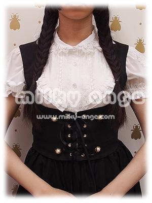 シャーリング メイド服 サイズ