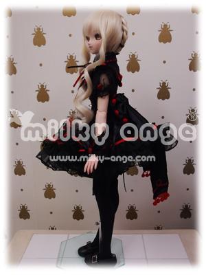 SD DD スーパードルフィー ドルフィードリーム ドール オリジナル 魔女っ子