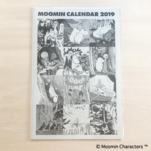 ムーミンカレンダー2019