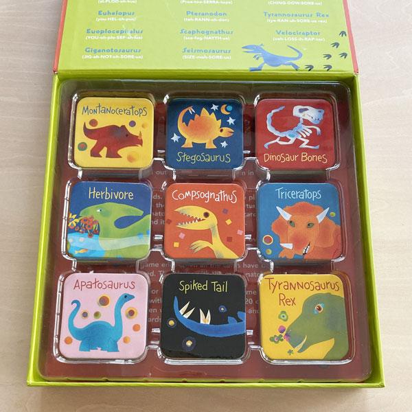 恐竜マッチングゲーム