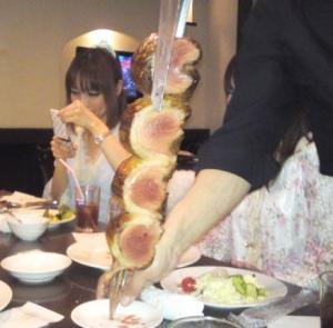 肉ーーー!