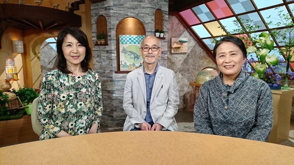 明日 『NHK俳句』 第三週「青嵐...