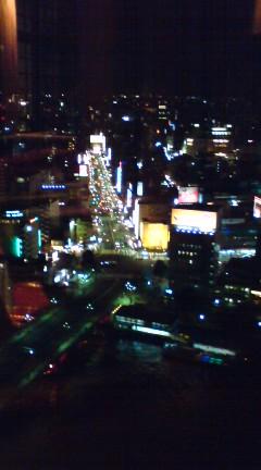 隅田川の夜景