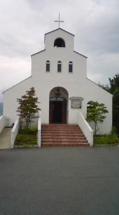 サンクゼールの教会