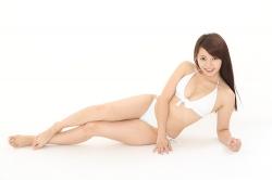 ホワイトビキニ 嶋村 瞳