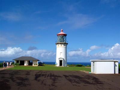 カウアイ島 キラウェア灯台