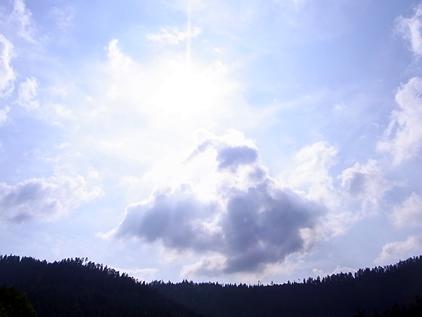アリエルの雲