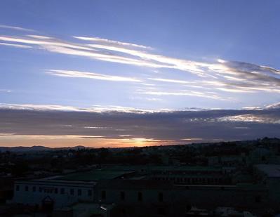 アレキパの空
