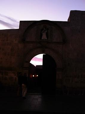 アレキパ サンタカタリナ修道院