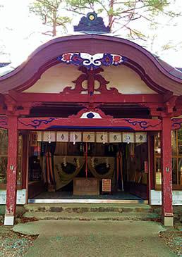 富士山 胎内神社