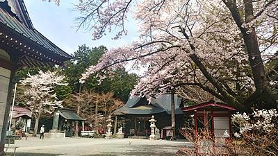 富士山御室浅間神社
