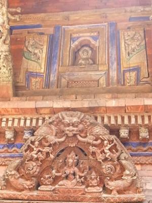 バジュラヨギーニ寺院 ネパール