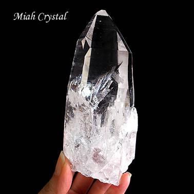 レインボー水晶 コロンビアレムリアン ミーアクリスタル