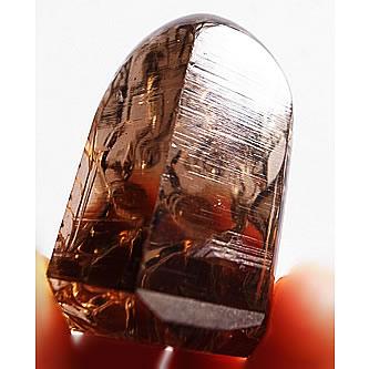 ガネーシュヒマール産ヒマラヤ水晶 スモーキー ガネーシャ