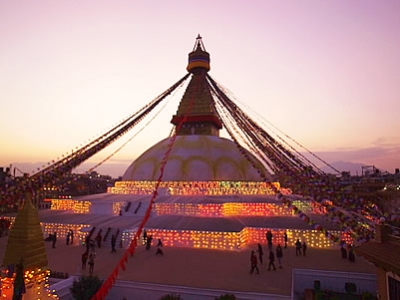 ボダナート ネパール