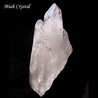 水入りヒマラヤ水晶 ガネーシュヒマール産 ミーアクリスタル