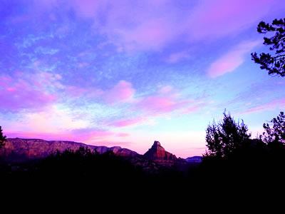 セドナ アリゾナ ミーアクリスタル
