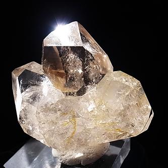 ハーキマーダイヤモンド 天の浮船 ミーアクリスタル
