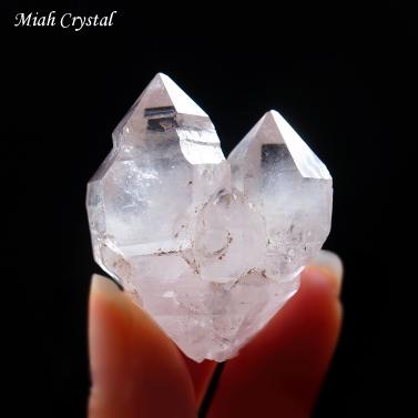 水晶ハート ミーアクリスタル