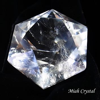 ジュエル型水晶 ミーアクリスタル