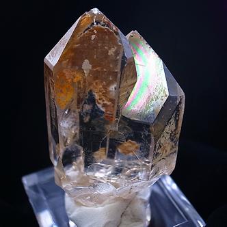 ゴールデンヒーラー ガネーシュヒマール産 ヒマラヤ水晶 ミーアクリスタル