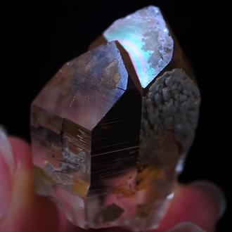 ゴールデンヒーラー ガネーシュヒマール産 ヒマラヤ水晶