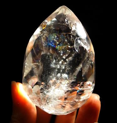 レインボー水晶 ミーアクリスタル