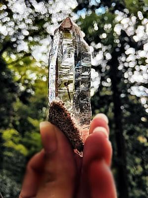 ヒマラヤ水晶 ガネーシュヒマール産 ミーアクリスタル